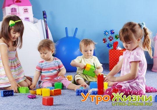 Развивающие игры ребенку.