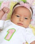 Развитие ребенка в 1 месяц.