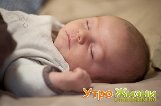 Белый шум для новорожденных.