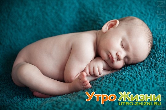 Режим дня новорожденного