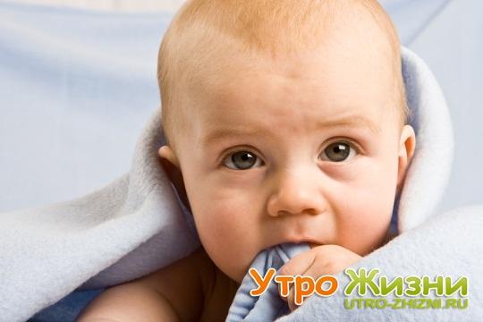Может ли ребенок подавиться слюной во сне